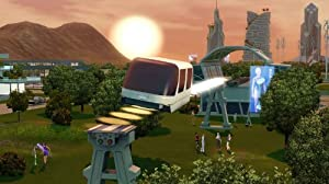 Screenshot: Die Sims 3 - Into the Future