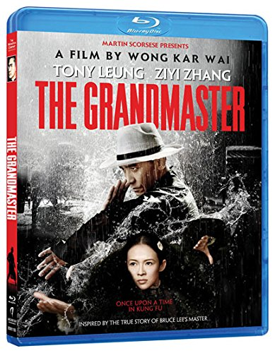 The Grandmaster [Blu-ray] DVD