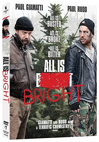 All Is Bright DVD