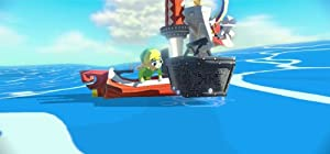 Screenshot: The Legend of Zelda - The Wind Waker HD