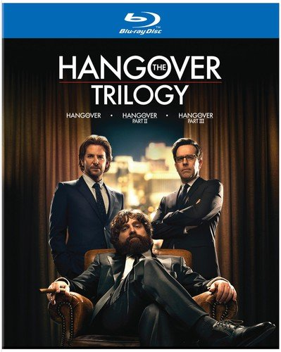 Hangover Trilogy [Blu-ray] DVD