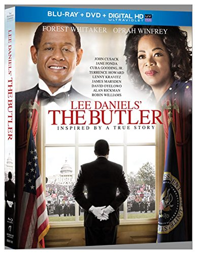 Lee Daniels' The Butler [Blu-ray Combo] DVD