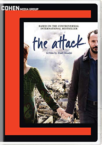The Attack DVD