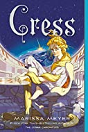 Book Cover: Cress by Marissa Meyer