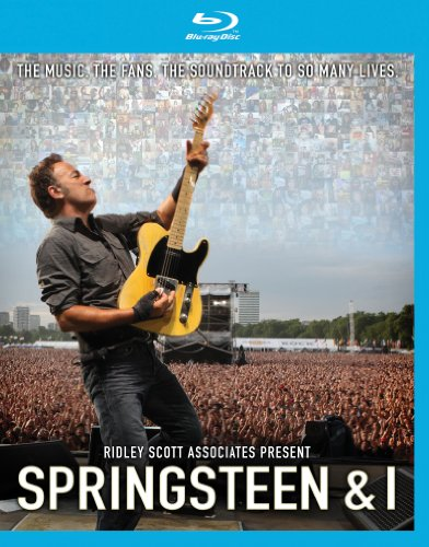 Springsteen & I [Blu-ray] DVD