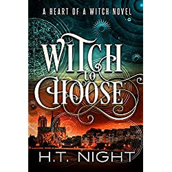 Witch to Choose: A Love Triangle With a Magical Twist