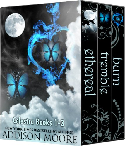 Celestra Series Books 1-3 by Addison Moore