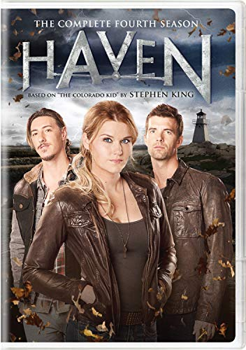 Haven: Complete Fourth Season DVD