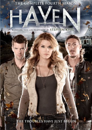 Haven: Complete Fourth Season [Blu-ray] DVD