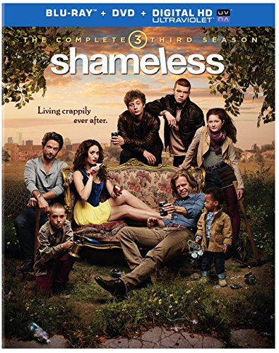 Shameless: The Complete Third Season  DVD