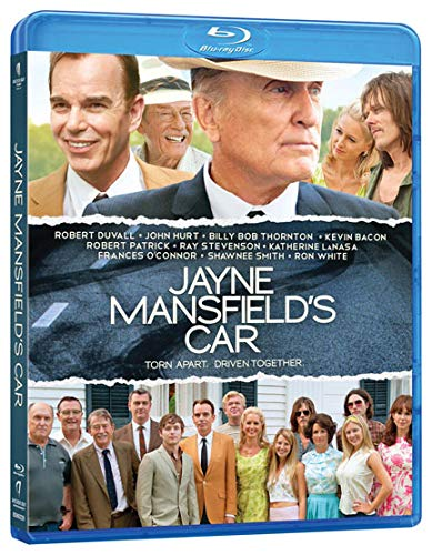 Jayne Mansfield's Car [Blu-ray] DVD
