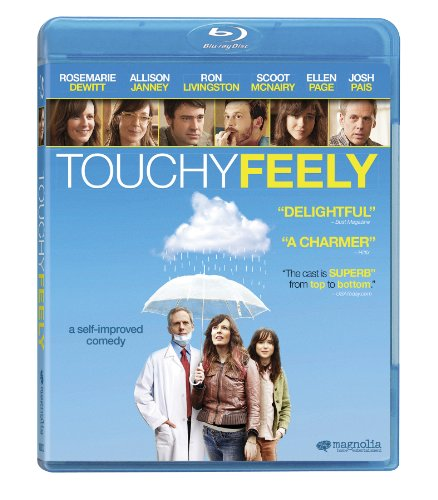 Touchy Feely [Blu-ray] DVD