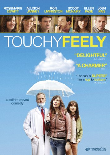 Touchy Feely cover