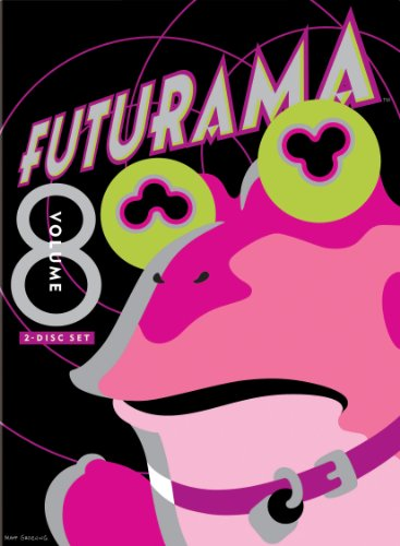 Futurama: Volume 8 DVD