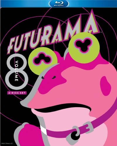 Futurama Vol. 8 [Blu-ray] DVD