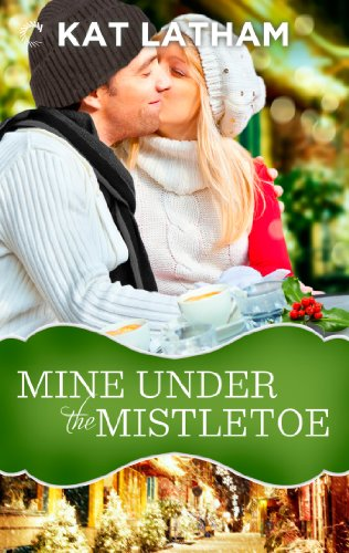 Book Mine Under the Mistletoe