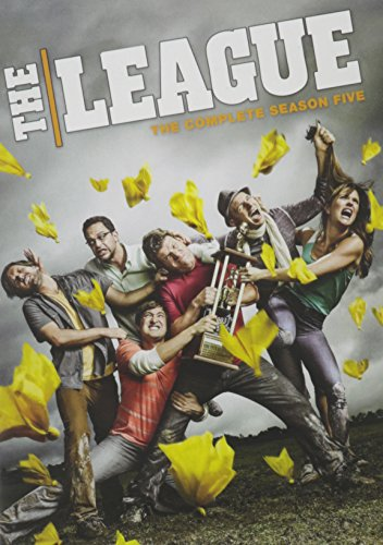 The League: Season 5 DVD