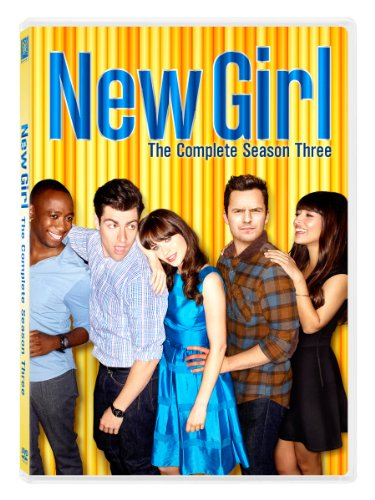 New Girl: Season 3 DVD
