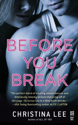 Book BEFORE YOU BREAK/Christina Lee
