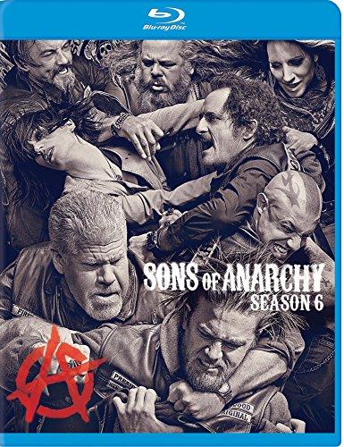 Sons of Anarchy: Season 6 [Blu-ray] DVD
