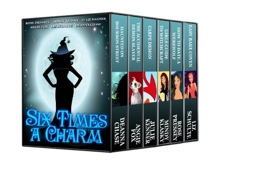 Book Six Times a Charm Paranormal Boxed Set