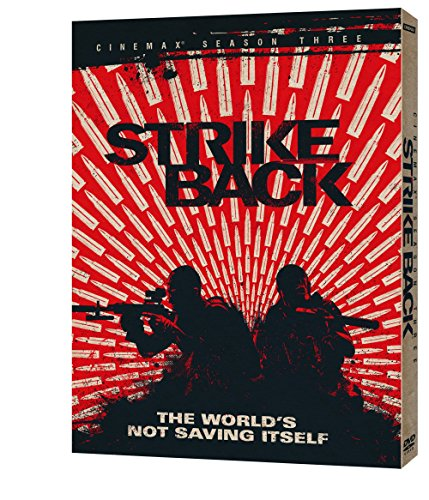 Strike Back: Season 3  DVD