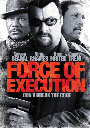 Force of Execution DVD