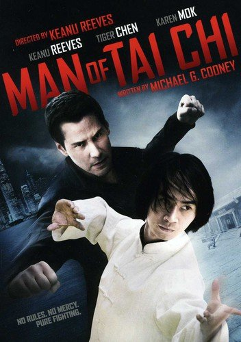 Man of Tai Chi DVD
