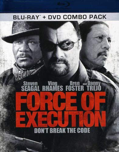 Force of Execution [Blu-ray] DVD