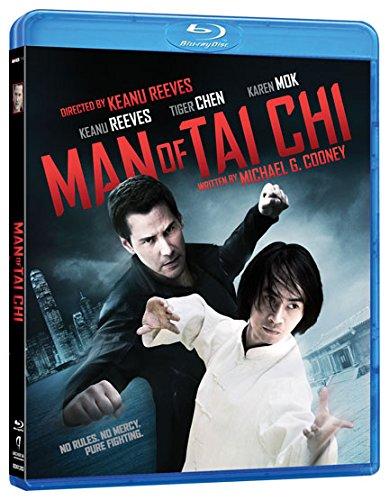 Man of Tai Chi [Blu-ray] DVD