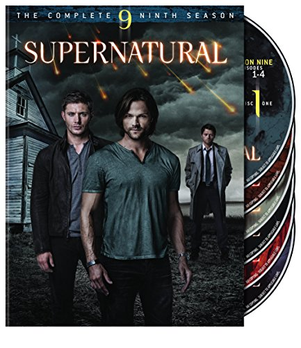 Supernatural:  Season 9 DVD