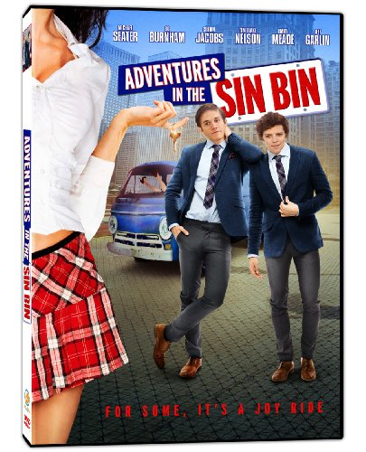 Adventures in the Sin Bin DVD