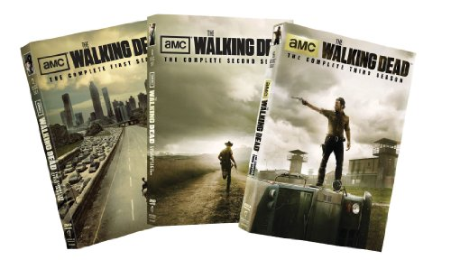 Walking Dead Seasons 1-3 Bundle DVD