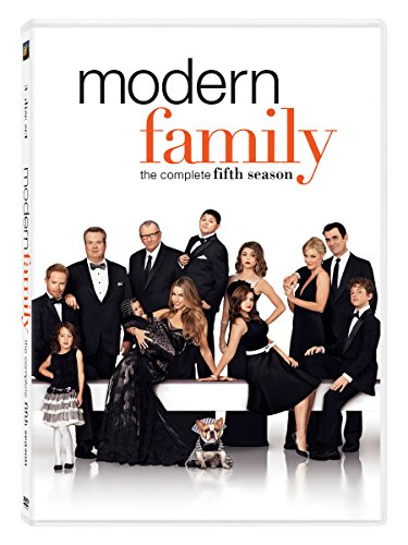 Modern Family: Season 5 DVD