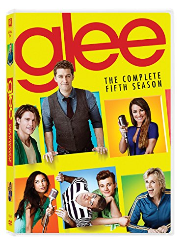 Glee: Season 5 DVD