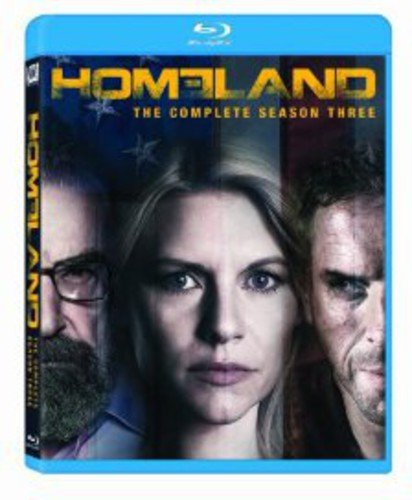 Homeland: Season 3 [Blu-ray] DVD