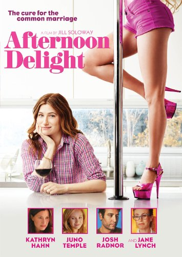 Afternoon Delight DVD