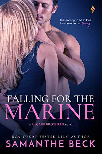 Book Falling for the Marine