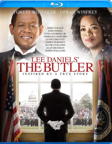 Lee Daniels' The Butler [Blu-ray] DVD