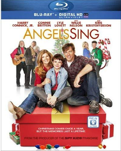 Angels Sing [Blu-ray] DVD