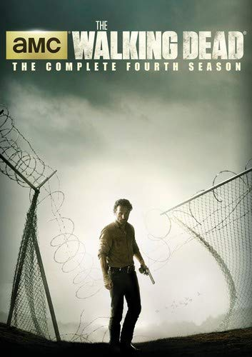 The Walking Dead: Season 4 DVD