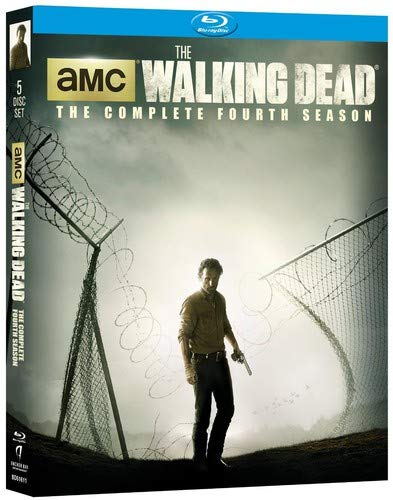 The Walking Dead: Season 4 [Blu-ray] DVD