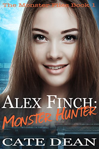 Alex Fich: Monster Hunter by Cate Dean