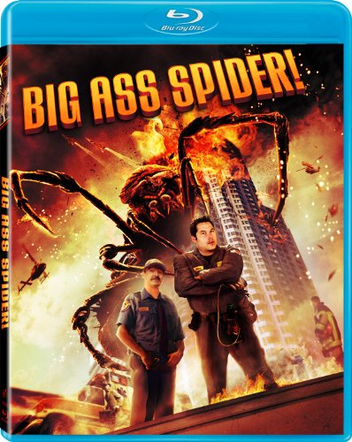 Big Ass Spider! [Blu-ray] DVD