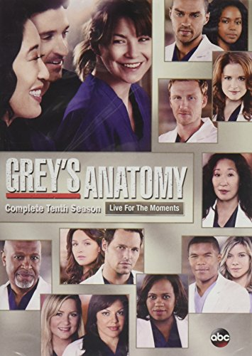 Grey's Anatomy: Season 10 DVD