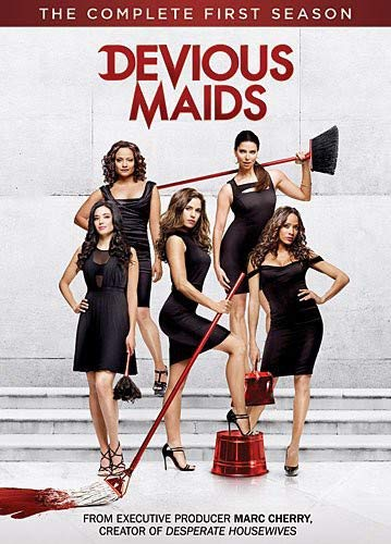 Devious Maids: The Complete First Season DVD