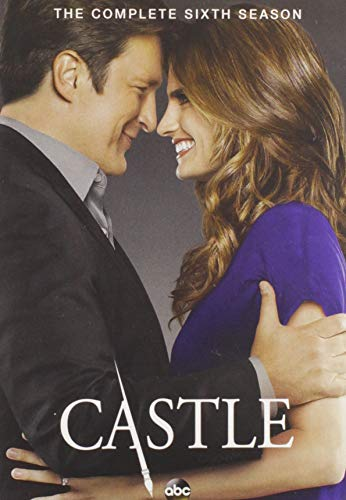 Castle: Season 6 DVD