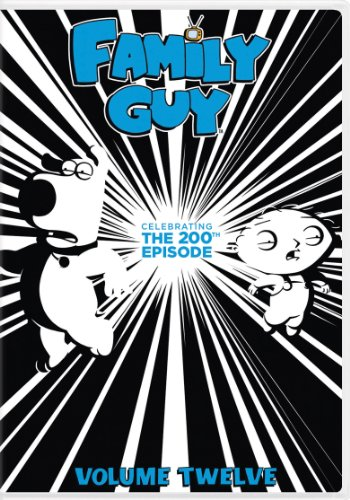 Family Guy: Volume 12 DVD