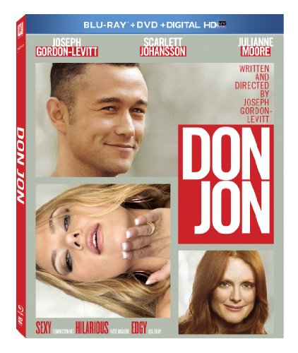 Don Jon [Blu-ray] DVD