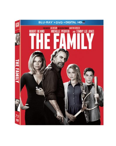 The Family [Blu-ray] DVD